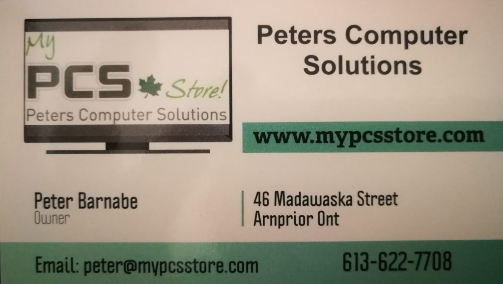 PetersComputerSolutionsSponsor